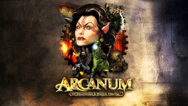 Arcanum: Of Steamworks and Magick Obscura [GOG] (2001)