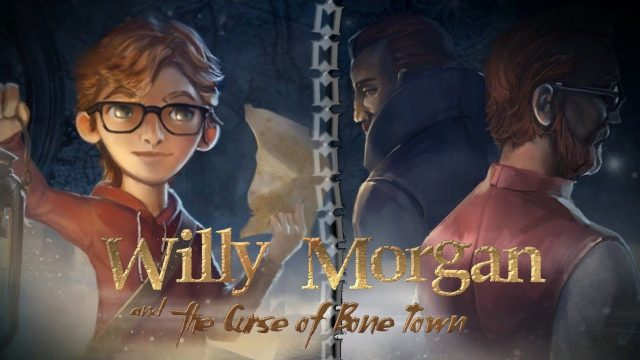 Willy Morgan and the Curse of Bone Town (2020) Скачать RePack