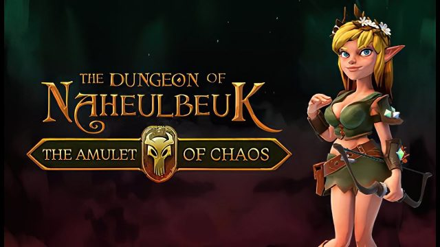 The Dungeon Of Naheulbeuk: The Amulet Of Chaos Deluxe Edition [GOG] (2020)