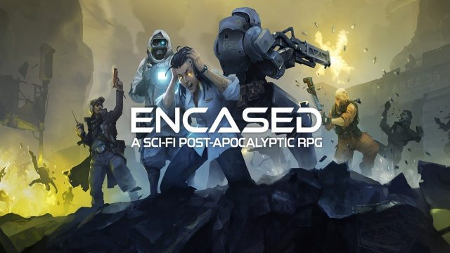 Encased: A Sci-Fi Post-Apocalyptic RPG [GOG] (2021)