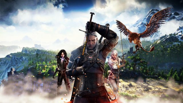 The Witcher 3: Wild Hunt – Game of the Year Edition [GOG] (2015)
