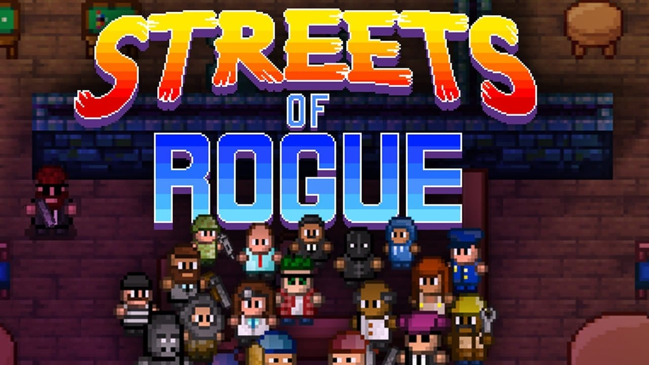 Streets of Rogue [GOG] (2019)