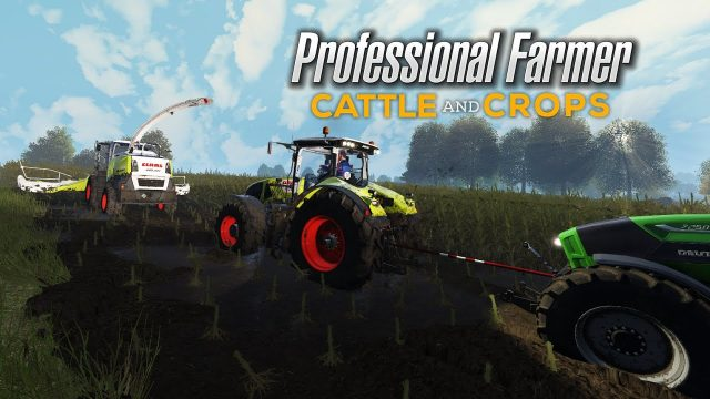 Professional Farmer: Cattle and Crops [GOG]