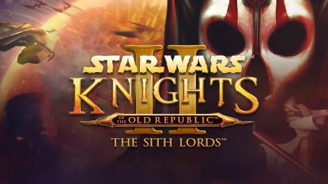 Star Wars Knights of the Old Republic II: The Sith Lords [GOG]