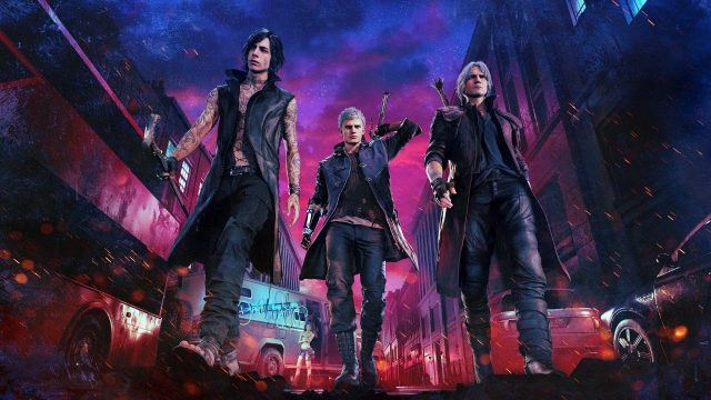 Devil May Cry 5 – Deluxe Edition (2019) RePack