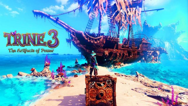 Trine 3: The Artifacts of Power [GOG] (2015)