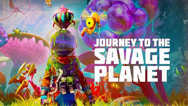 Journey to the Savage Planet [GOG] (2020)