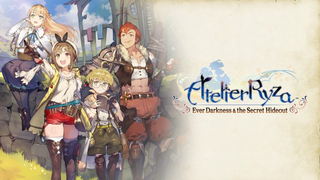 Atelier Ryza: Ever Darkness & the Secret Hideout (2019) RePack