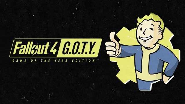 Fallout 4: Game of the Year Edition (2015)