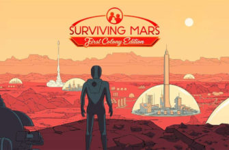surviving mars. first colony edition