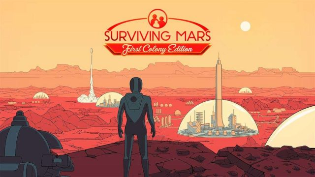 Surviving Mars: First Colony Edition [GOG] (2018)