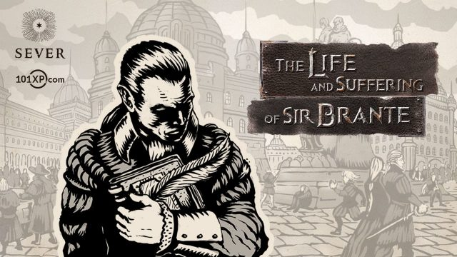 The Life and Suffering of Sir Brante [GOG] (2021)