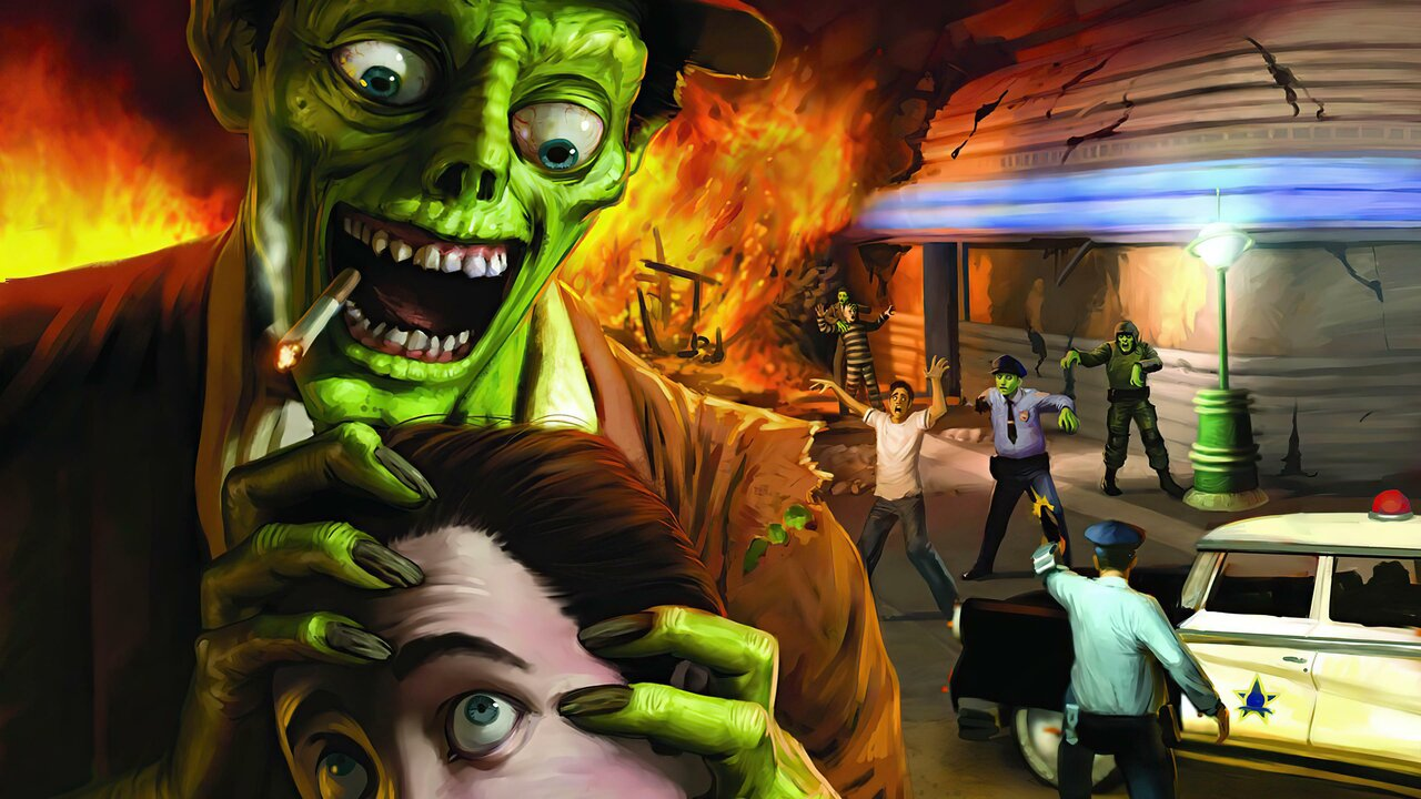 Stubbs the Zombie in Rebel Without a Pulse (переиздание) [GOG] (2005-2021)