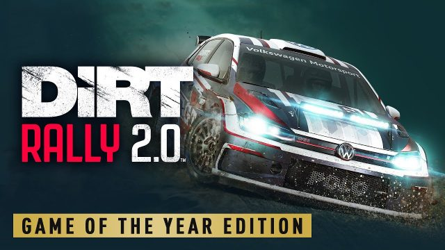 DiRT Rally 2.0 Game of the Year Edition [Portable] (2019)