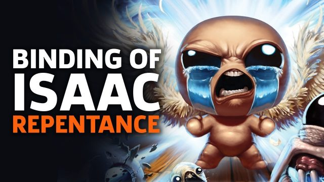 The Binding of Isaac: Repentance [Portable] (2021)