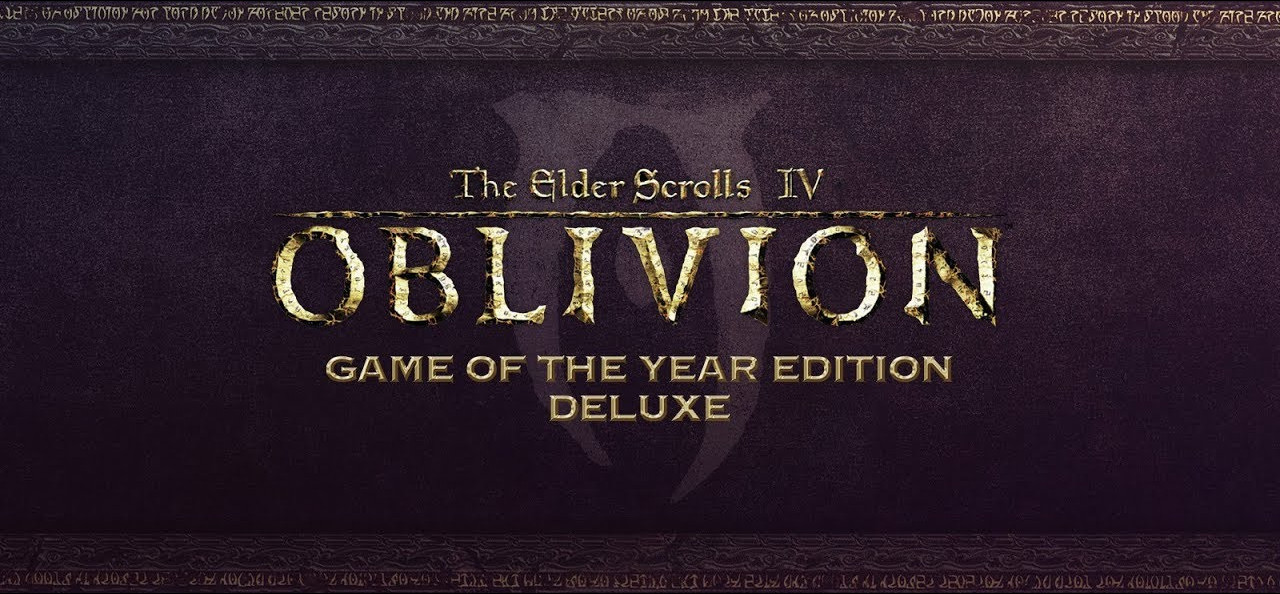 The Elder Scrolls IV: Oblivion Game of the Year Edition Deluxe [GOG] (2007)