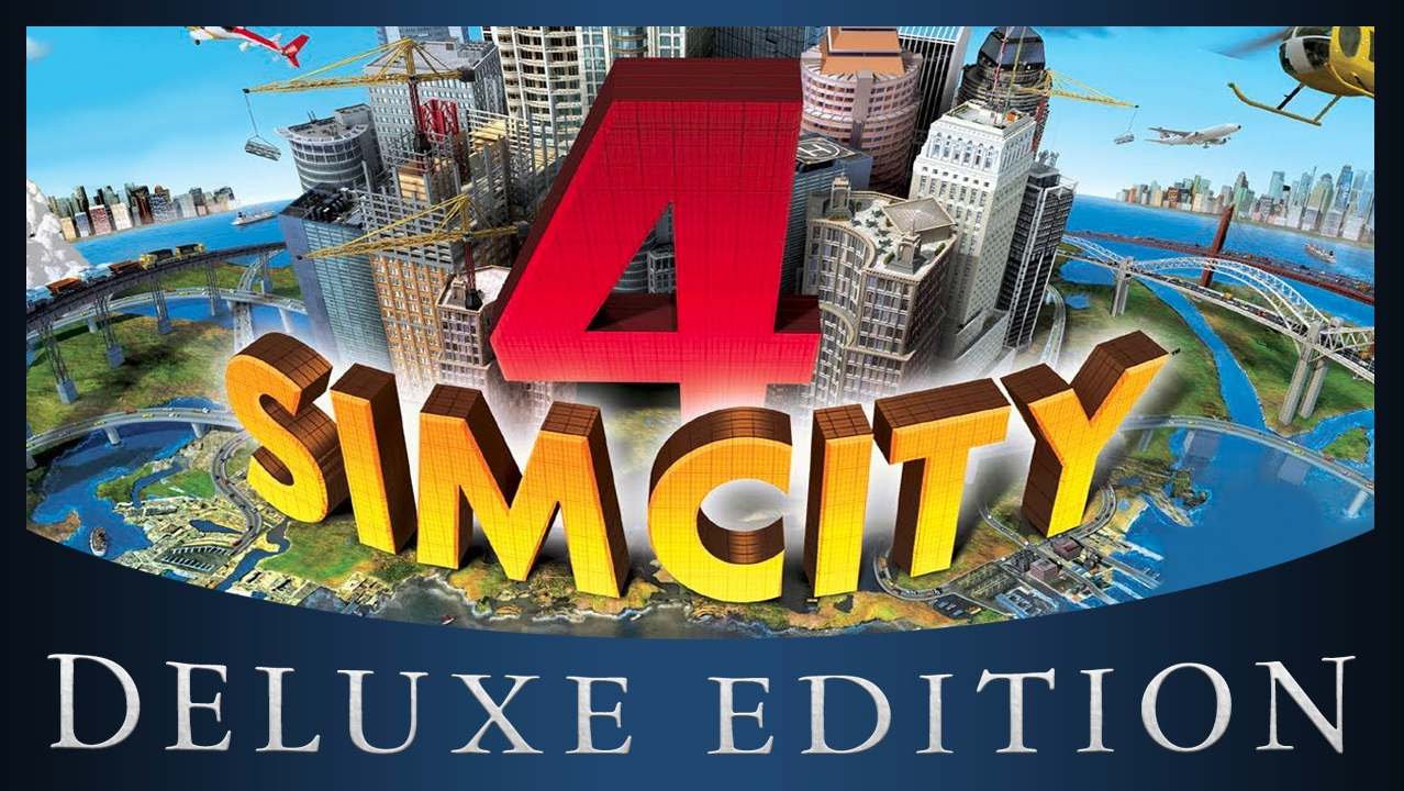 SimCity 4 Deluxe Edition [GOG] (2003)