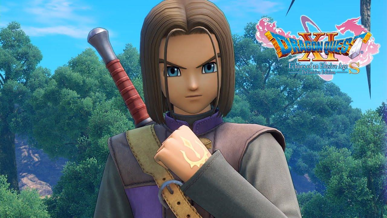 DRAGON QUEST® XI S: Echoes of an Elusive Age™ – Definitive Edition (2020)