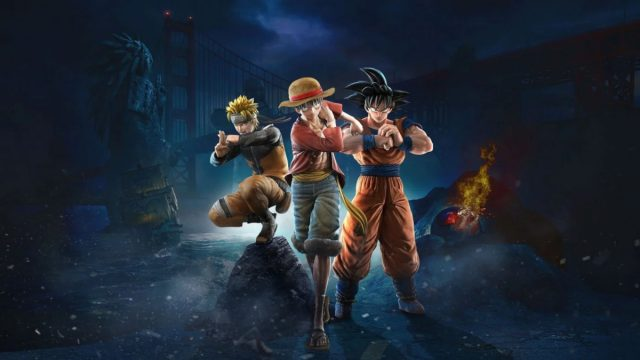JUMP FORCE [Portable] (2019)