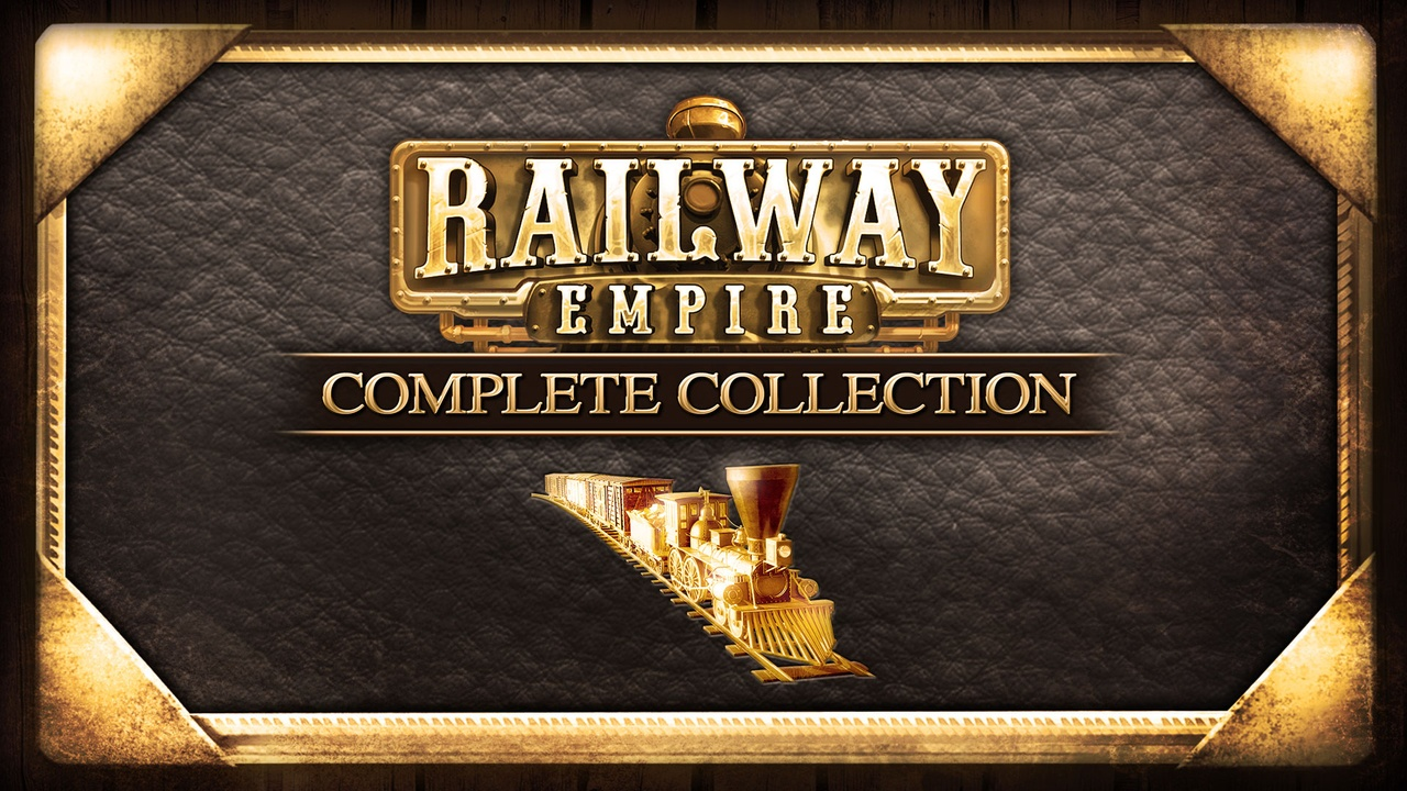 Railway Empire Complete Collection [GOG] (2018)