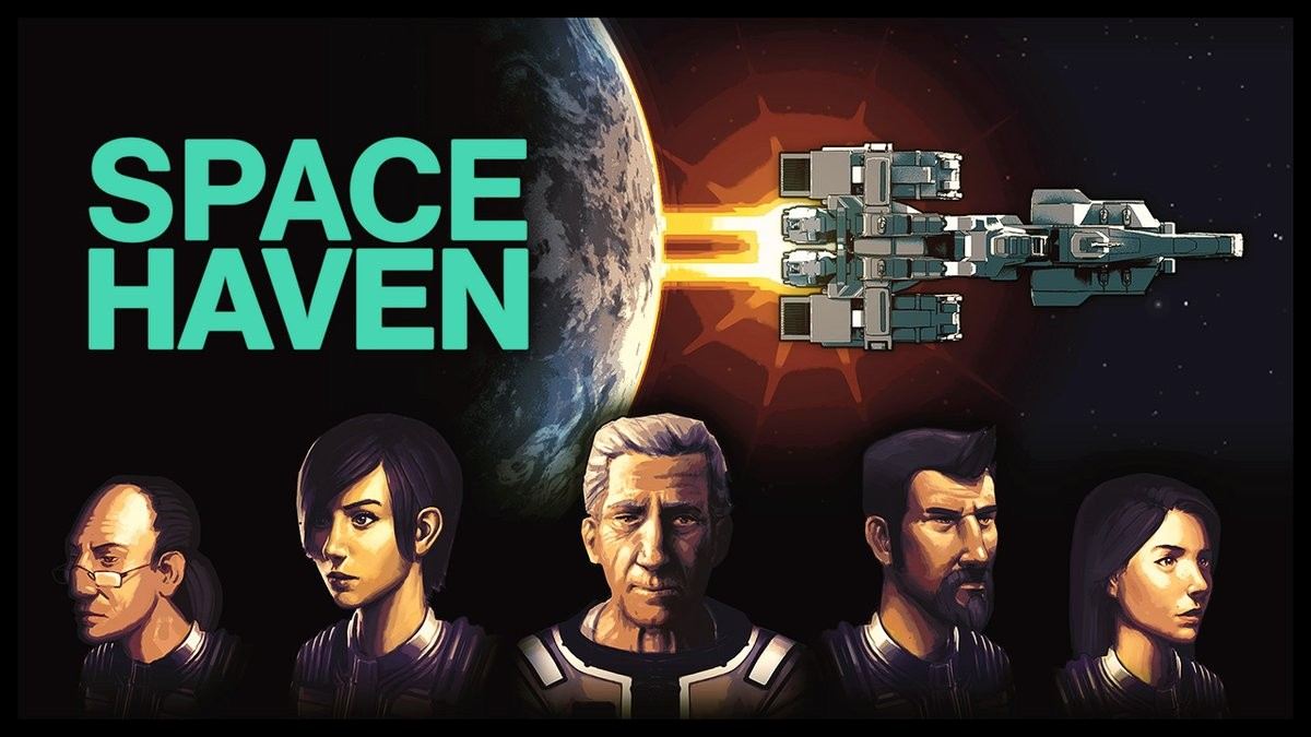 Space Haven [GOG] (2021)