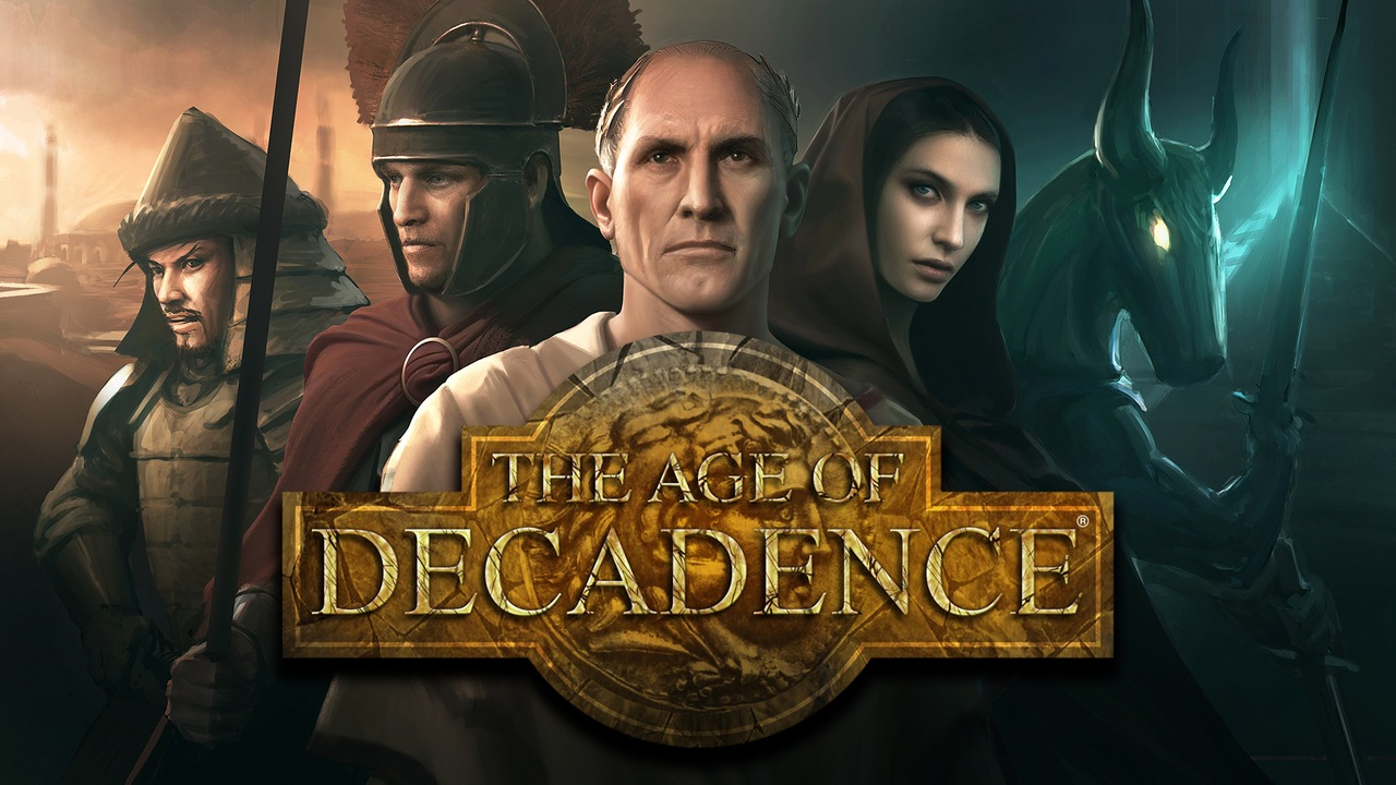 The Age of Decadence [GOG] (2015)