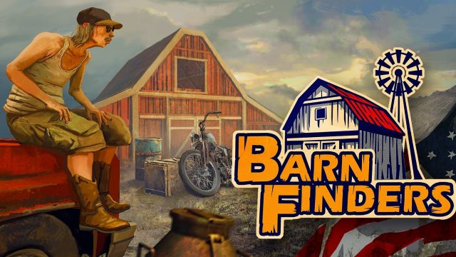 Barn Finders [Portable] (2020)